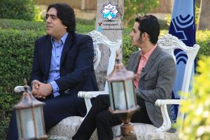مانی رهنما و علی شادمان