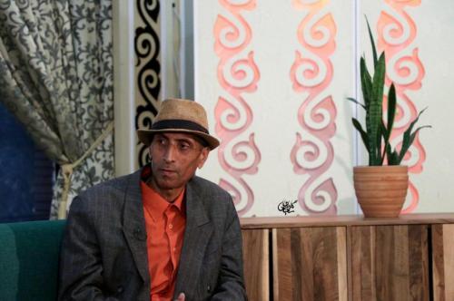 رزیتا غفاری و علی ملاحی